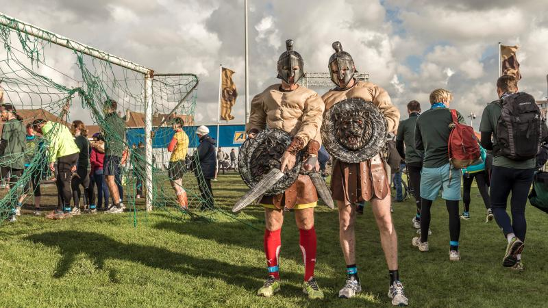 Zware Neptunus Run zorgt voor heroïsche finale van KBC Spartacus Series