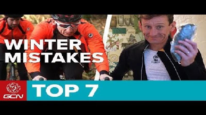 De 7 meest gemaakte fietsfouten in de winter (video)