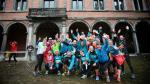 Ni la pluie ni le froid n'ont refroidi l'ardeur des participants au DH Namur Urban Trail