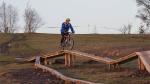 Parcours van de Stalse Moosdabbers opnieuw over de Terril van Beringen en het militair domein