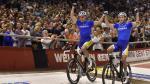 De Ketele and De Pauw take dominant win in Ghent