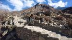 Tankink trekt adembenemend Nepal door voor het goede doel