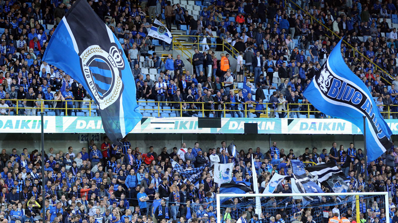 18u LIVE: Club Brugge - Waasland-Beveren