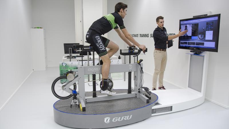 Laat je goed op de fiets zetten en krijg een leuk extraatje bij Energy Lab!