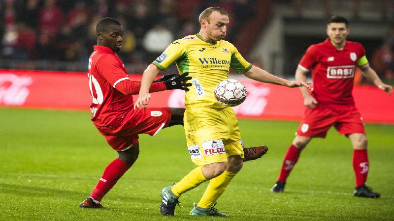 Standard en Oostende houden het op een doelpuntenloos gelijkspel