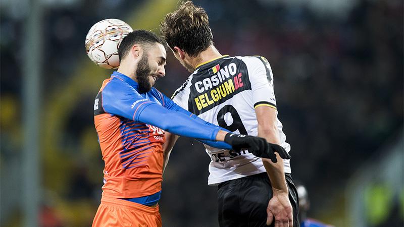 KAA Gent wint de Oost-Vlaamse derby bij Lokeren