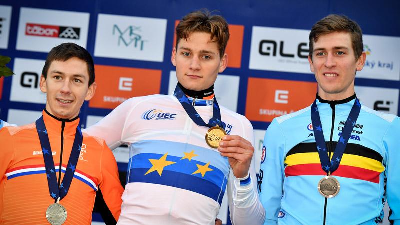 Drie Telenet Fidea Lions op Europees podium