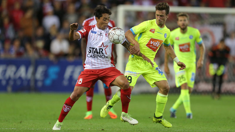 EN DIRECT 20h30: La Gantoise - Mouscron