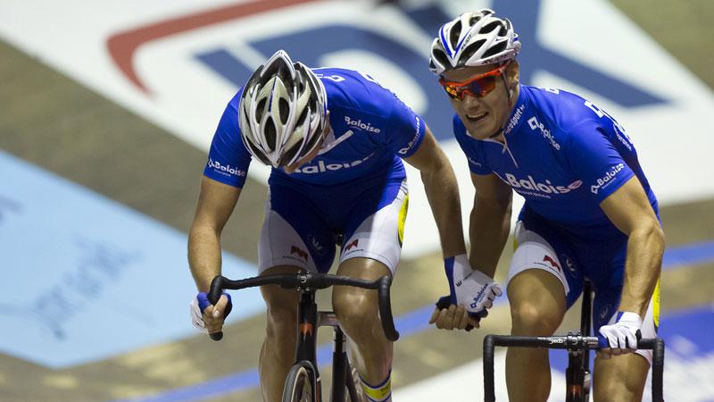 De Ketele en De Pauw strijden tegen olympische en wereldkampioenen