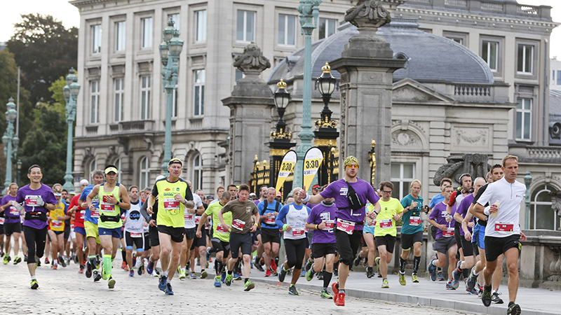 Marathon in 3u30': tips & schema