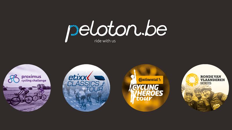 Peloton rassemble les 40 plus belles randonnées de Belgique