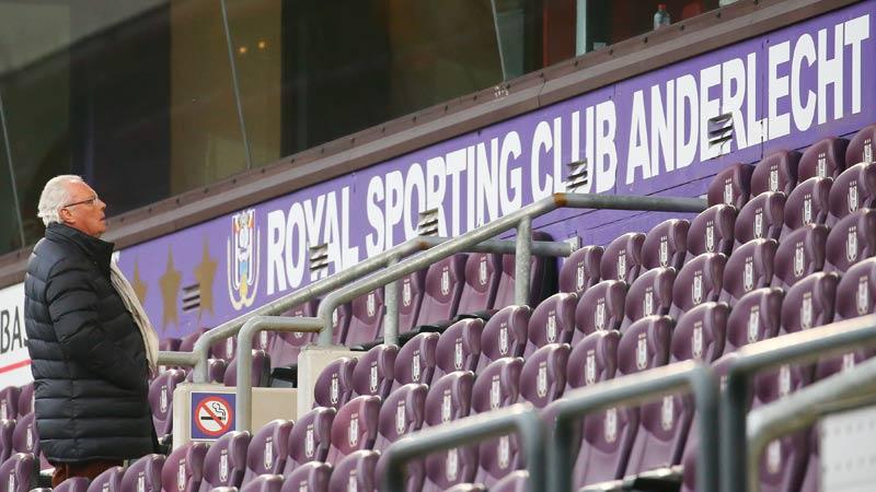 Anderlecht reageert op mogelijke overname