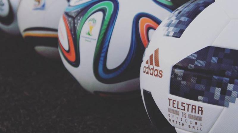 Mondial 2018: Voici Telstar 18, le ballon officiel