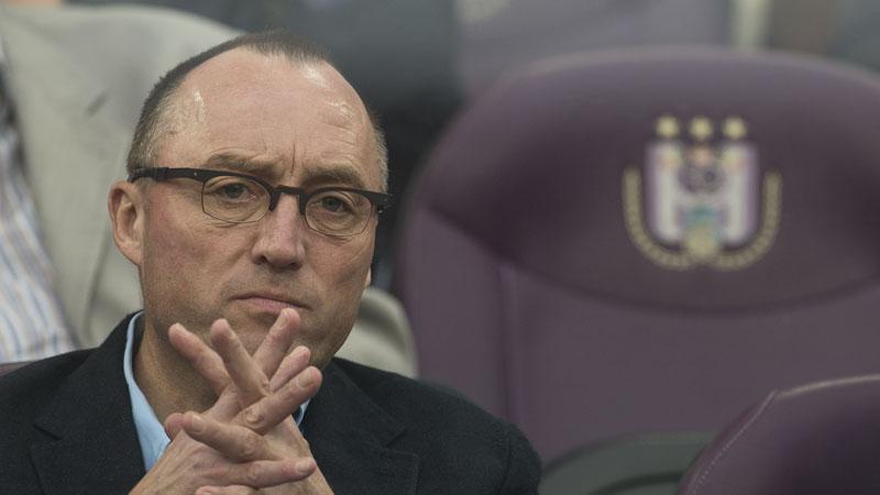 Vandenhaute: 'Overname Anderlecht is nog niet concreet'