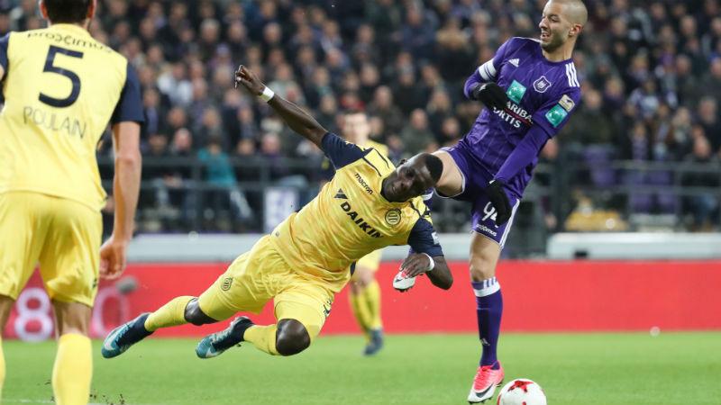 Résumé Anderlecht - Club de Bruges