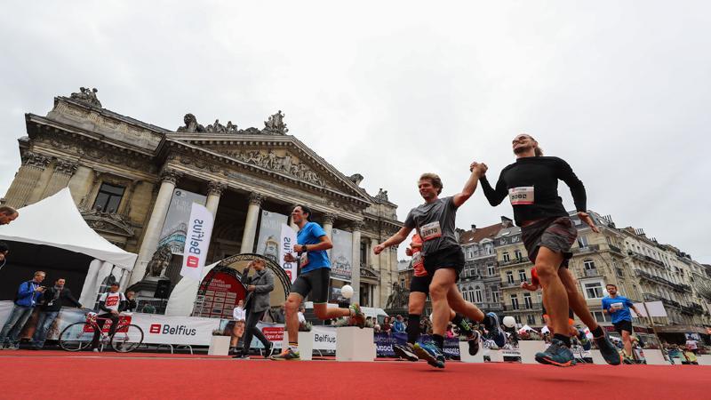 Teaser Belfius Brussels Marathon 2017
