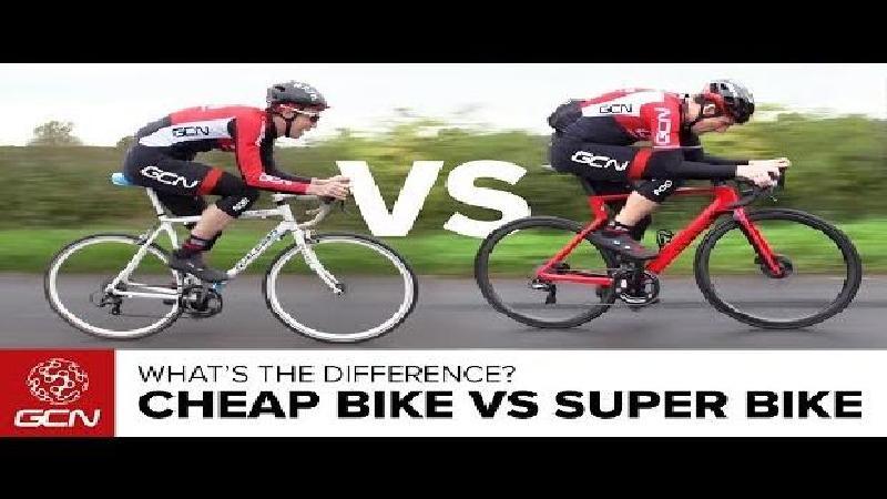 Het verschil tussen een goedkope tweedehands en een topfiets