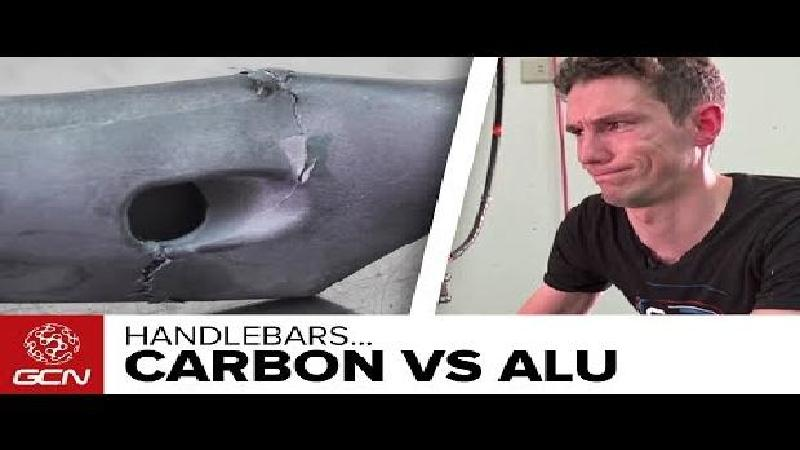Aluminium vs carbonstuur: wie komt het beste uit de test?