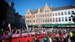 Diaz Rodriguez en Demey winnen zonnige eerste editie van Great Bruges Marathon