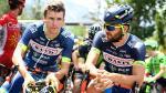 Wanty-Groupe Gobert meilleure équipe de l'Europe Tour