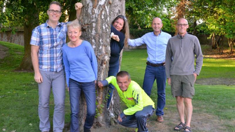 Een Vlaamse marathon in schijfjes voor het goede doel