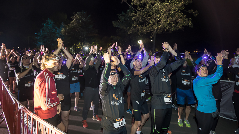 Runners'lab Night Run Antwerpen