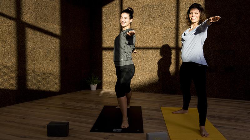 Combinatie yoga en lopen vermindert kans op hartklachten fors