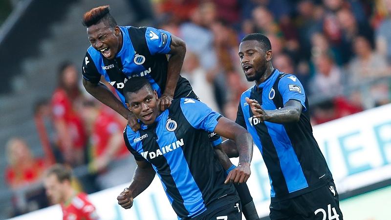 Limbombe offre encore les trois points à Bruges dans les dernières secondes