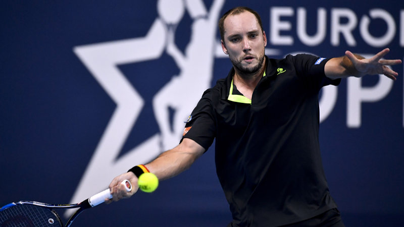 Darcis baalt na nederlaag tegen Ferrer (VIDEO)