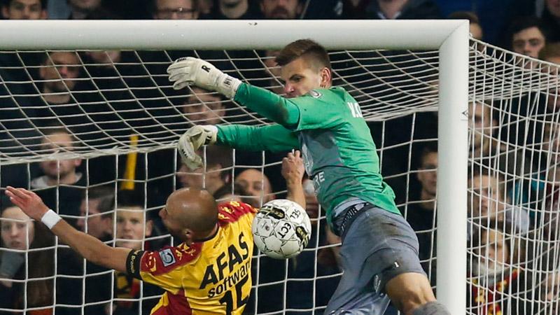 20u: KAS Eupen - KV Mechelen