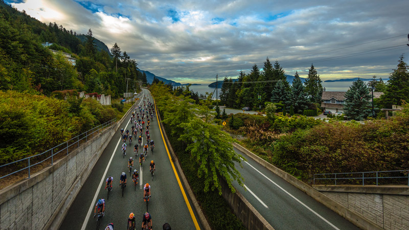 Vancouver awarded 2020 UCI Gran Fondo World Championships