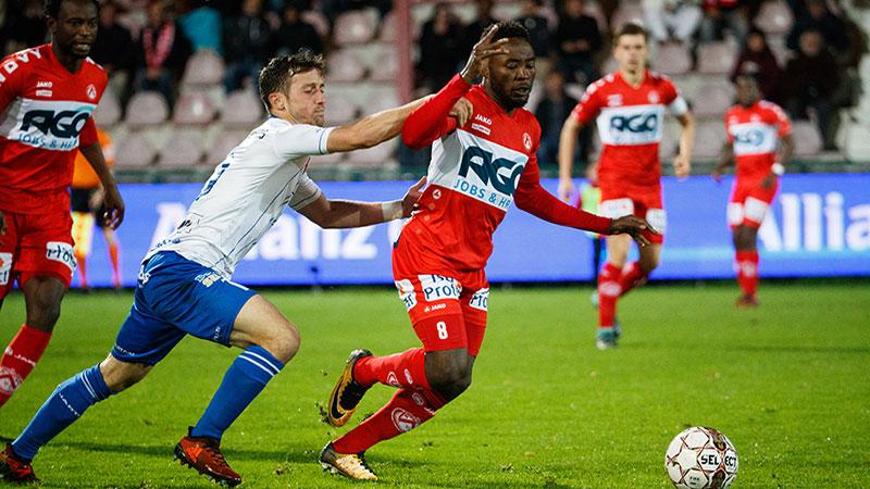 Gent en Kortrijk schieten weinig op met gelijkspel