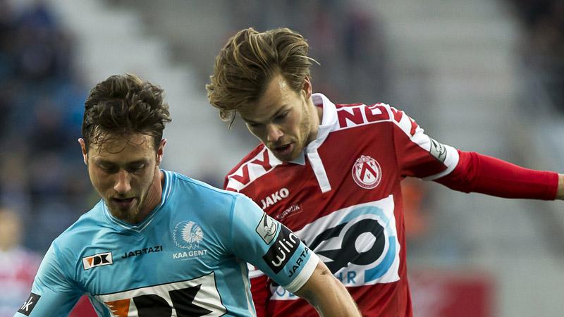 20u30 LIVE: KV Kortrijk - AA Gent