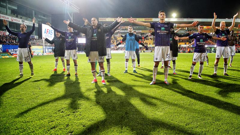 Résumé FC Malines-Anderlecht