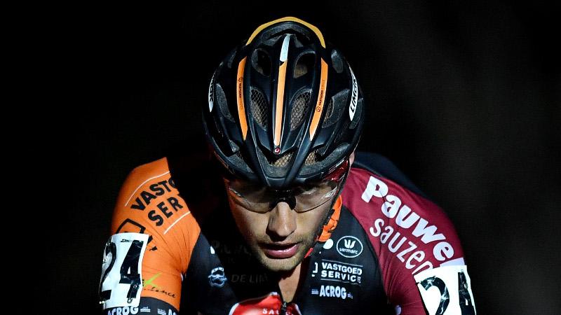Rob Peeters hangt in maart fiets aan de haak