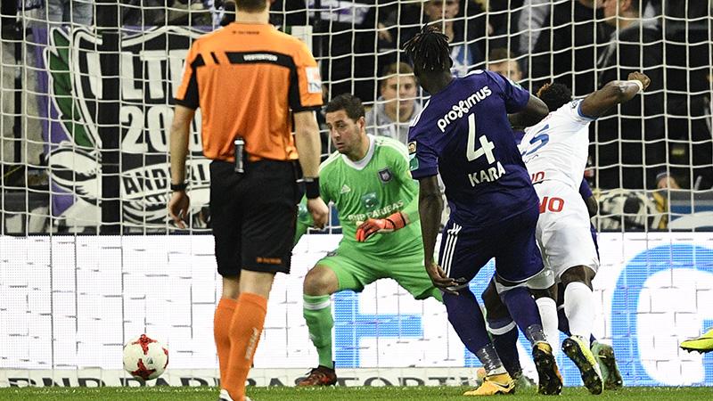 Samenvatting Anderlecht - Genk