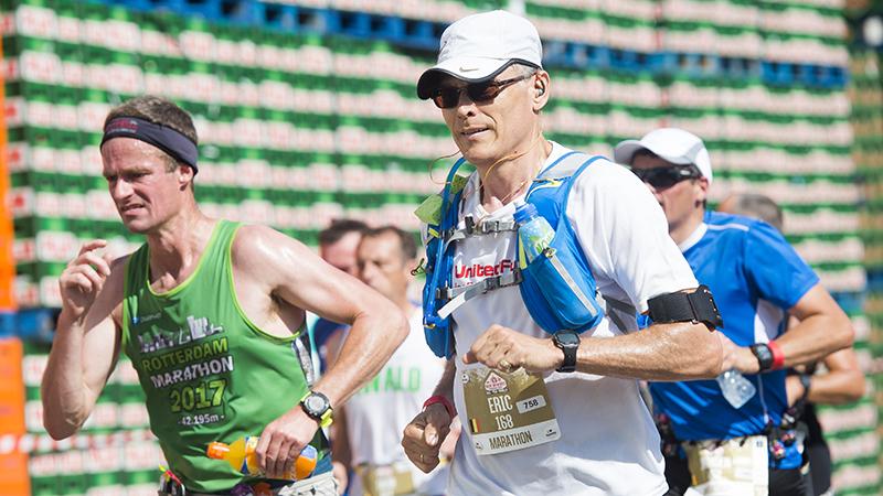 Olympische marathonloper geeft voedingsadvies & mentale tips