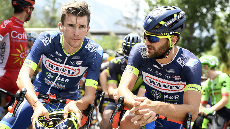 Wanty-Groupe Gobert sluit het seizoen af als beste team in de Europe Tour