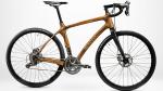 De perfecte fiets voor whiskyfanaten met een houten kop