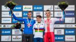 Un crack du cyclo-cross sacré champion du monde junior du chrono