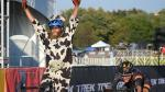 Sven Nys verliest van een ... koe (FOTOSPECIAL)