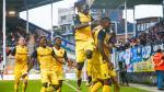 Club Brugge zet Charleroi op 4 punten