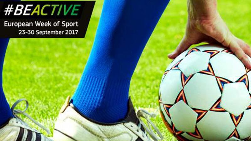 #BeActive : De Pro League ondersteunt de Europese week van de Sport