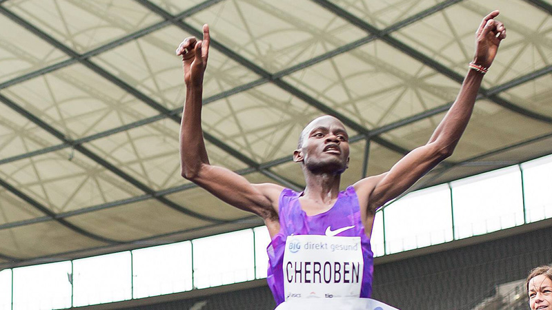 Cheroben wins Copenhagen Half Marathon in '17 world leading time