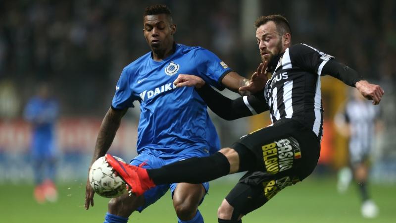 Speeldag 8: Charleroi en Club strijden om leiding