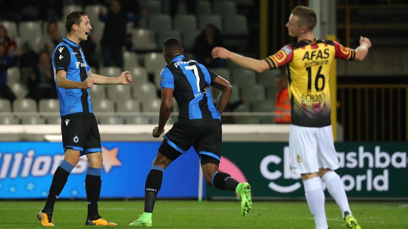 Grasmat Club Brugge krijgt perfecte score