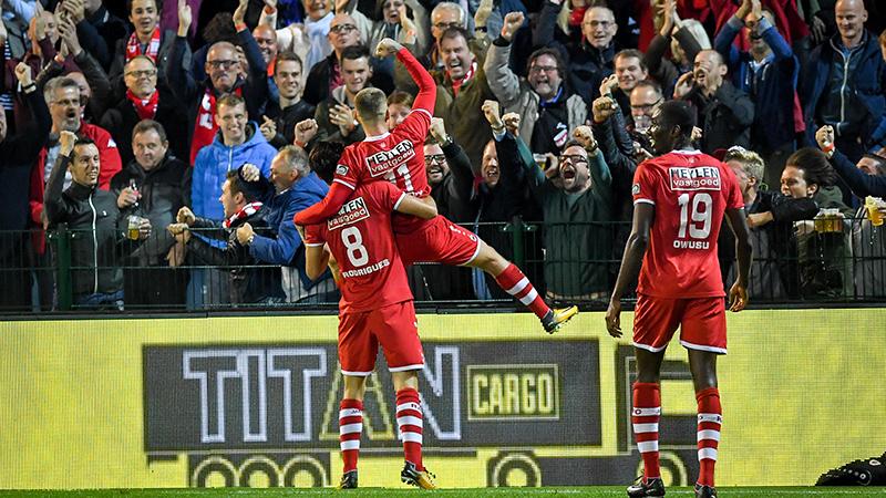 L'Antwerp empoche ses trois premiers points à domicile