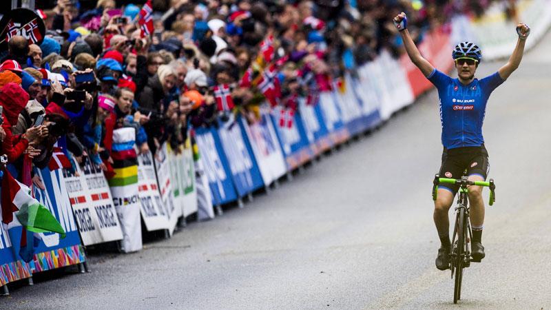 Pirrone wint na tijd- ook wegrit bij juniores