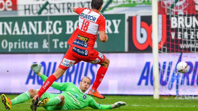 KV Kortrijk - Anderlecht