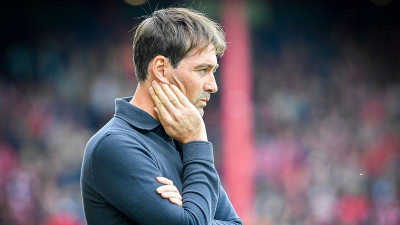 Weiler niet langer trainer van Anderlecht